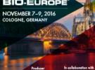 Bio Europe 2016